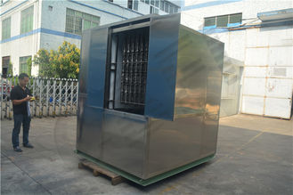 ประเทศจีน 18.75KW Environmental Friendly Plate Ice Machine With Quickly Freezing Speed โรงงาน