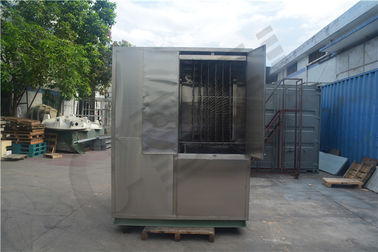 ประเทศจีน 1 Ton To 50 Tons Per Day Restaurant Ice Maker Machine / Ice Makers Commercial โรงงาน