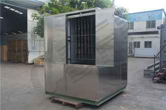 ประเทศจีน Large Cool Storage Capacity  Plate Ice Making Machine / Automatic Ice Machine Business โรงงาน
