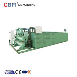 ประเทศจีน Large ice block machine/block ice maker for keeping fresh BITZER Compressor โรงงาน
