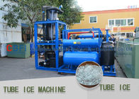 22mm 28mm 35mm Dia Ice Tube Machine With Stainless Steel Evaporator ผู้ผลิต